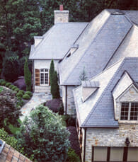 residential and commercial roof installation and repair contractor in Raleigh