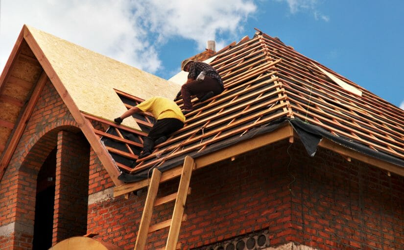 Installing A New Roof For Your Cumming Home: What You Can Expect